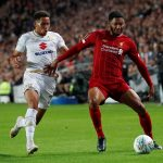 Liverpool Handed Big Injury Boost Ahead Of Palace Clash